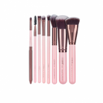 Luxie Rose Gold Complete Face Brush Set BoxyCharm BoxyLuxe