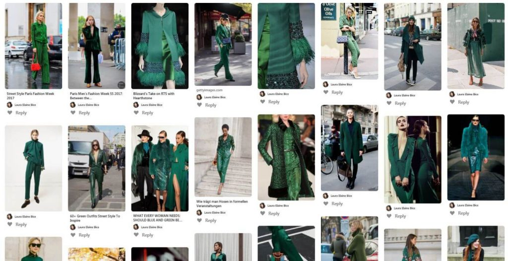 What We Want Wednesday Envious Green Wardrobe Pinterest Board Inspiration