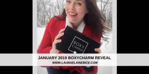 Boxycharm January 2019 Subscription Review
