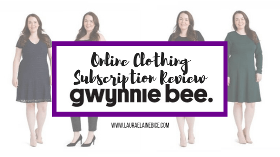 Gwynnie Bee Online Clothing Subscription for Women Review